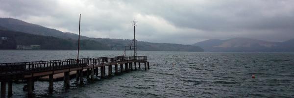 2013年山中湖のバスフィッシングもスタート