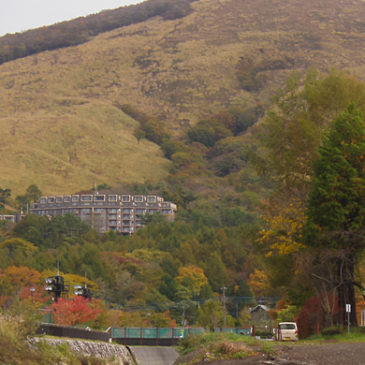 すっかりご無沙汰、秋の山中湖バスフィッシング